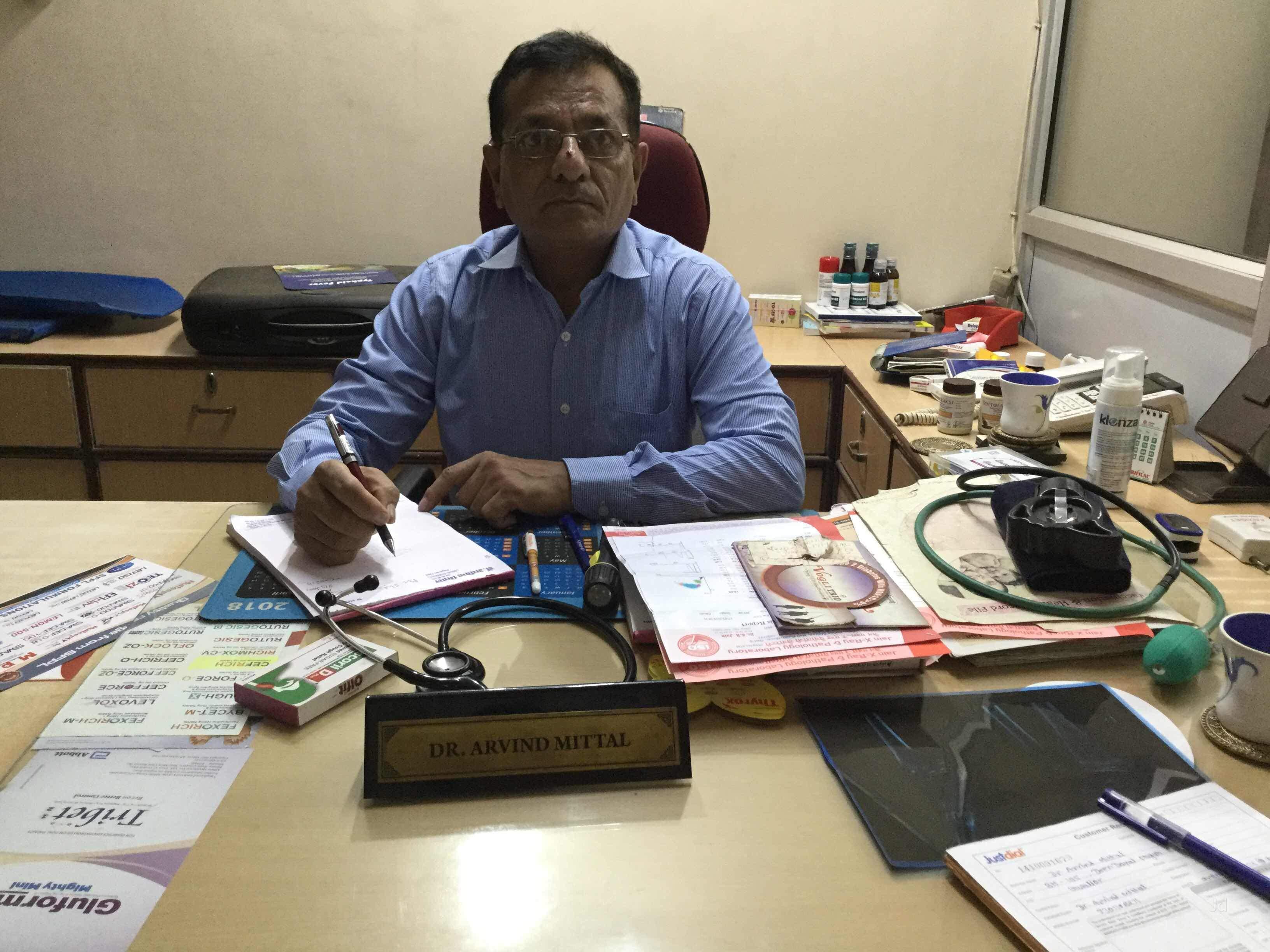 Dr. Arvind Mittal